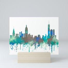 New York Skyline - SG Jungle Mini Art Print