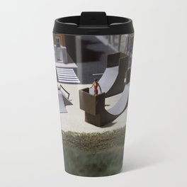 Miniature skatepark Travel Mug