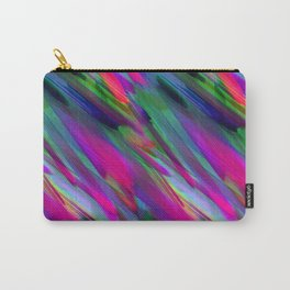 Colorful digital art splashing G400 Carry-All Pouch