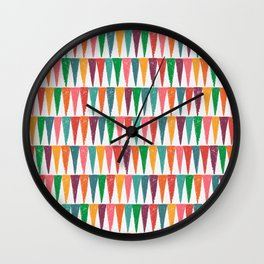 It's Party Time! Wall Clock