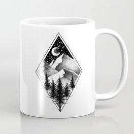 NORTHERN MOUNTAINS III Coffee Mug