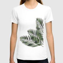 Tropical Exotic Palm Leaves I T-shirt