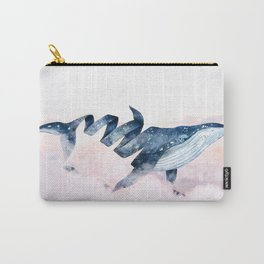 Magic Whale Carry-All Pouch