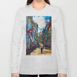 Havana, CUBA No.2 | 2015 Long Sleeve T-shirt