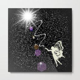 fairy stars Metal Print