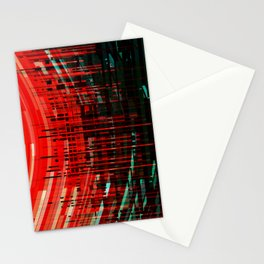 sonic weapon Stationery Cards