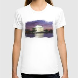 Jefferson Sunset T-shirt
