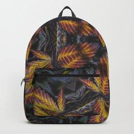 Hexagon Leaf Backpack