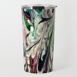Psychedelic Flow Travel Mug