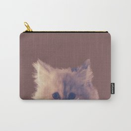 Sneaky Kitten Carry-All Pouch