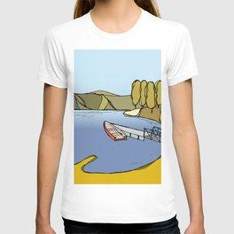 Silent Lake T-shirt