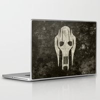 general Laptop & iPad Skins featuring General Grievous by Some_Designs
