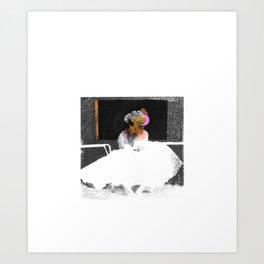 Norma II Art Print