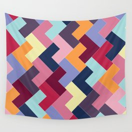 Tessellate Wall Tapestry