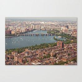 boston Canvas Print