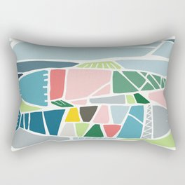 fishie Rectangular Pillow