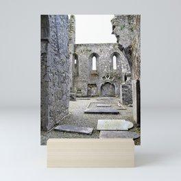 What's Left Behind Mini Art Print