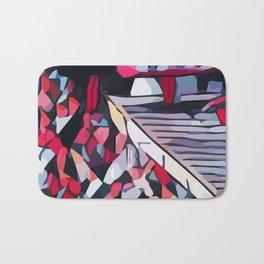 Abstract 100 #2 Bath Mat