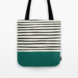 Jungle x Stripes Tote Bag