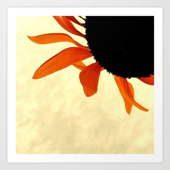 FLOWER 041 Art Print