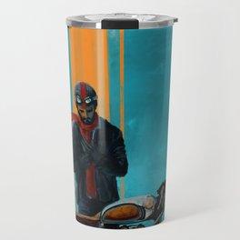 Vintage caferacer Travel Mug