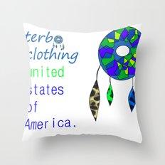 DreamKiller Throw Pillow