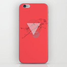 WE SPARKLE #3 iPhone Skin