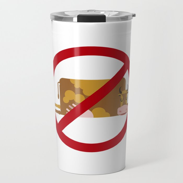 moo free Travel Mug