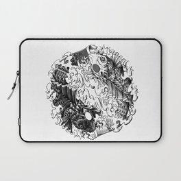 Yin Yang Koi Laptop Sleeve
