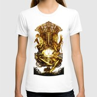 ganesha T-shirts featuring Ganesha by Giorgio Finamore