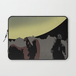 Invasion of Astro-Monster Laptop Sleeve