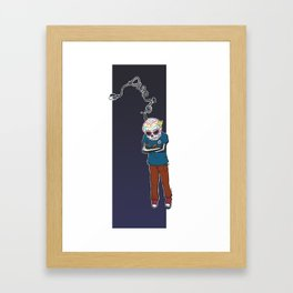 Sugar designer Framed Art Print