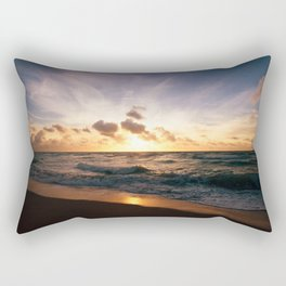 The Muses Love Morning Rectangular Pillow