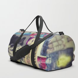 photo collage Duffle Bag