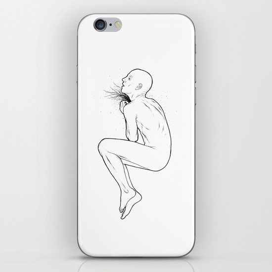 And Throat iPhone & iPod Skin
