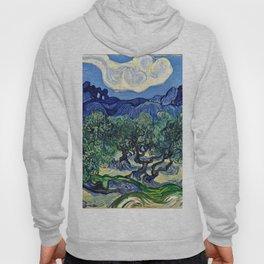 Vincent Van Gogh - Olive Trees Hoody