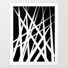 In the long grass (version 5) Art Print