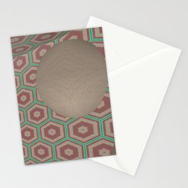 Pallid MInty Dimensions 15 Stationery Cards