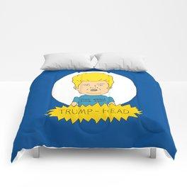 TRUMP-HEAD Comforters