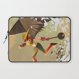 Flying and Hitting Stuff is Awesome Laptop Sleeve