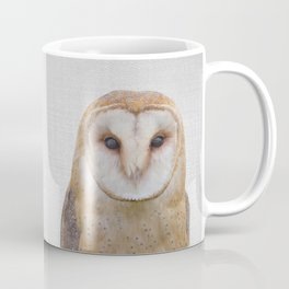 Owl - Colorful Coffee Mug