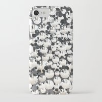 mirror iPhone & iPod Cases featuring Mirror by Judith Abbott