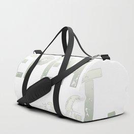 Eat.Sleep.Ride.Repeat. Duffle Bag