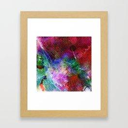 Royal Orchard Framed Art Print