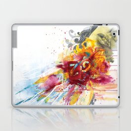 MINGA x Delivery of a Gift Laptop & iPad Skin