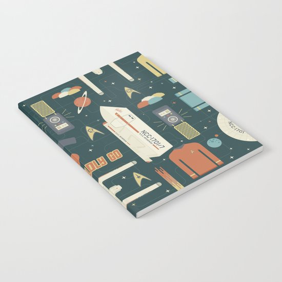 To Boldly Go... Notebook
