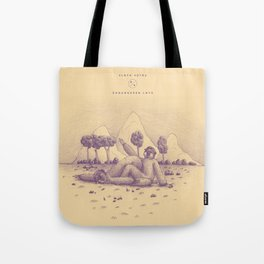 Endangered Love - Sloth Sutra Tote Bag