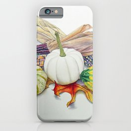 Autumnal Colors iPhone Case