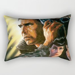 Blade Runner Rectangular Pillow