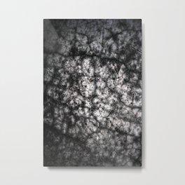MANTO NEGRO Metal Print